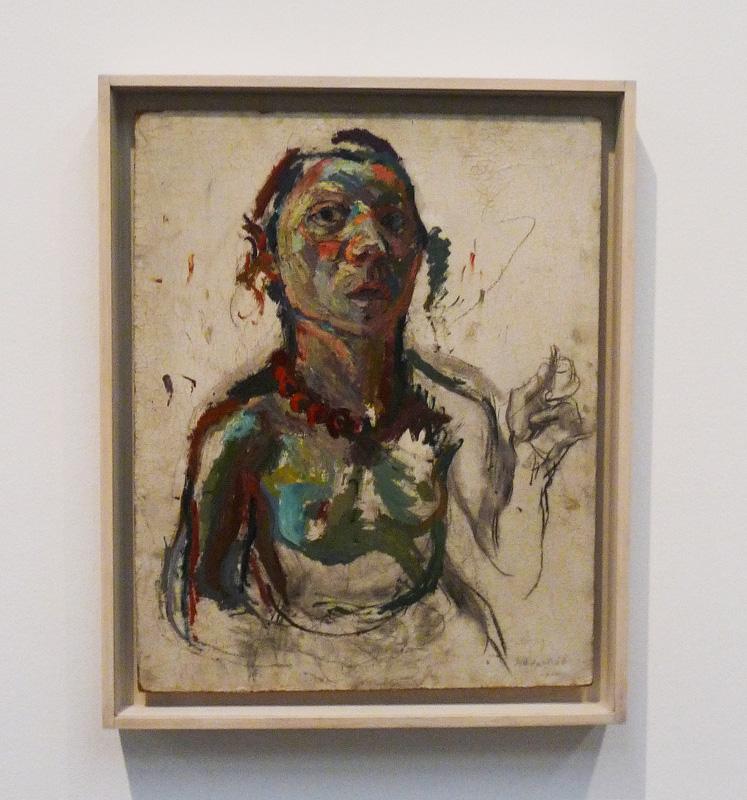 Maria Lassnig @ Museum Folkwang, Essen