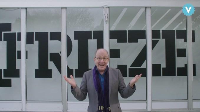 How to kunstbeurs met Jerry Saltz