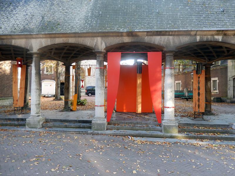Facade Middelburg 2017