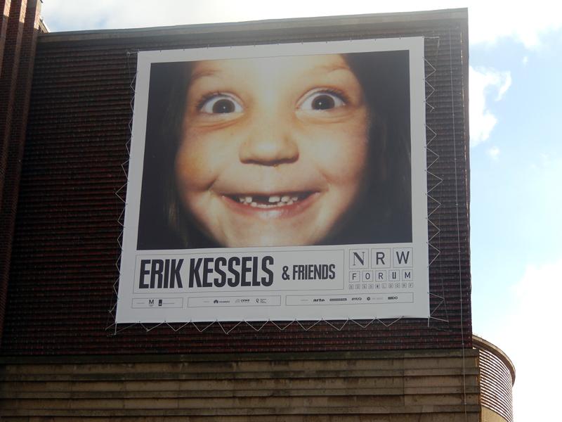 Erik Kessels @ NRW-Forum, Düsseldorf