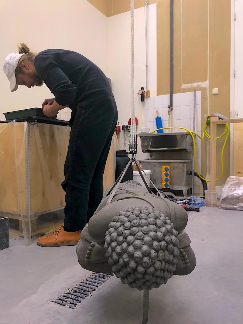 Atelier Paul Geelen @ EKWC