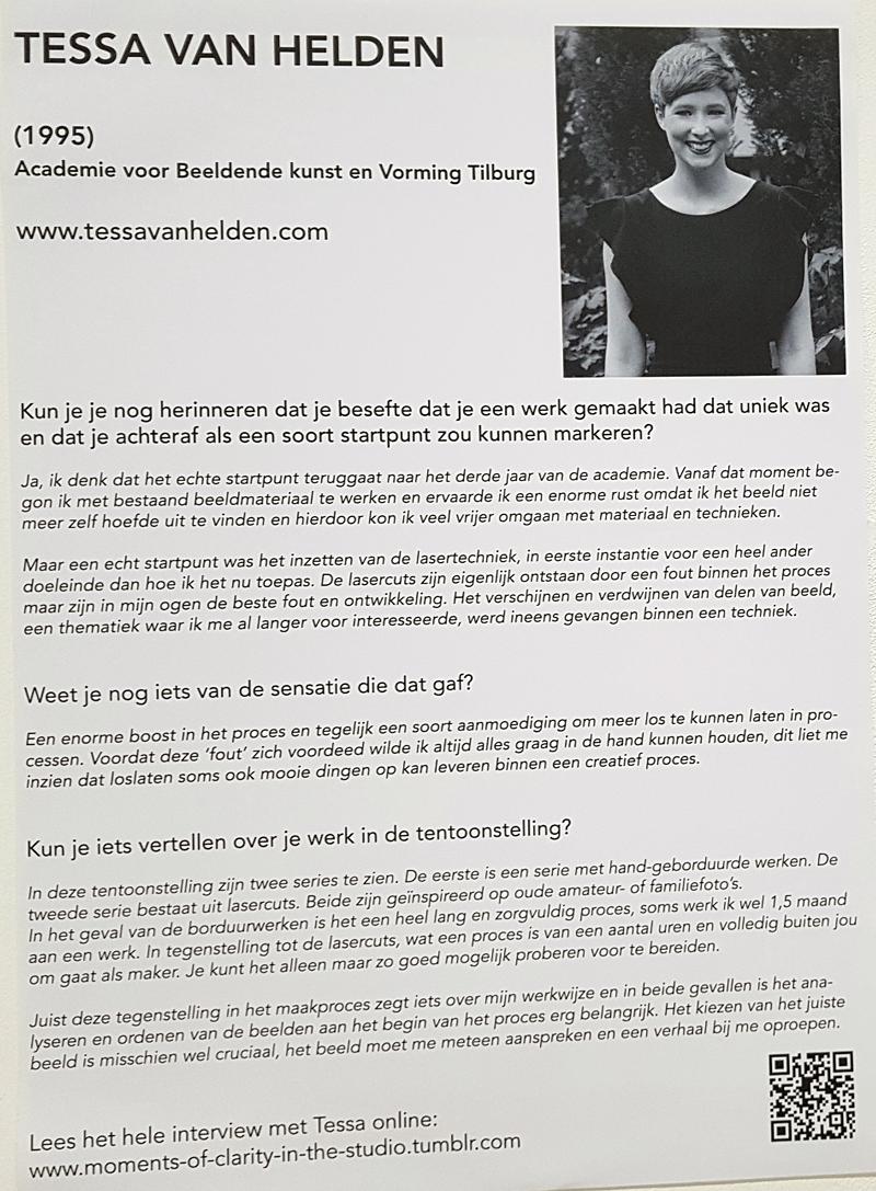 Apprentice Master 2017-2018, #AMP10: Michiel Hogenboom @ TAC, Eindhoven