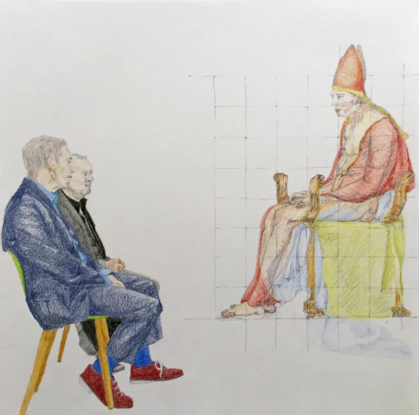 Atelierbezoek: Chantal Breukers