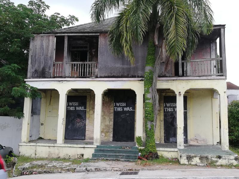 Bahamas, de kunstenaars