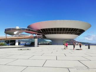 Museu de Arte Contemporânea de Niterói - MAC, Rio de Janeiro