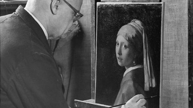 Jan Traas, de congierge die tweehonderd Van Goghs van onderhoud voorzag