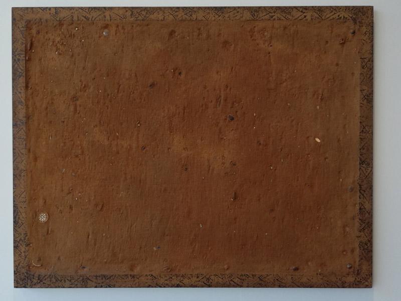 Pascal Marthine Tayou, La Cour de ma mere, cement, aarde, 2013