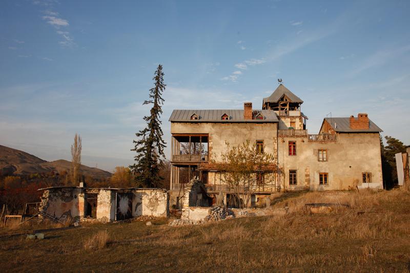 Standplaats Tbilisi