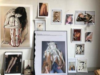Amie Dicke, interview en nieuwe editie bij We Like Art