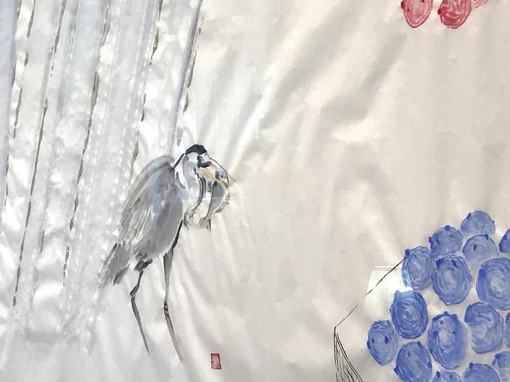 Het sprookje van Evelyn Taocheng Wang