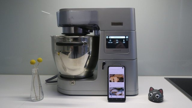 Kenwood Cooking Chef XL im Test: Waage, WLAN, Induktion | EURONICS Trendblog