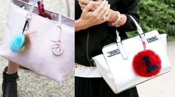 The Karlito set the trend as bag charm. LOVE it! | Trendbubbles.nl