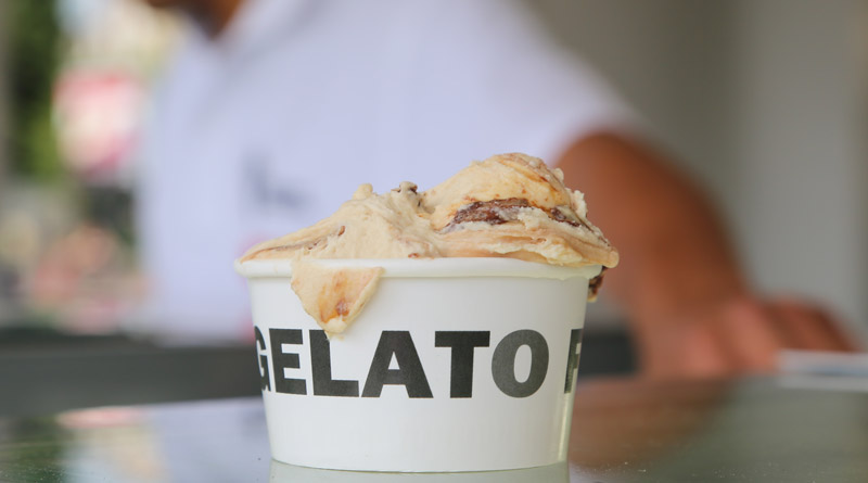 ICE cream tag van Trendbubbles