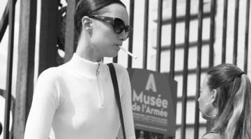 Black and white shop te look | Trendbubbles