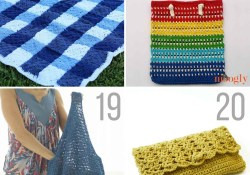 All Crochet Patterns 24 Popular Spring And Summer Crochet Patterns All Free Patterns