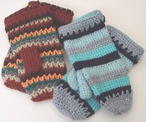 Crochet Mitten Patterns Crochet Mitten Pattern Free Crochet Patterns