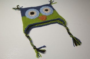 Crochet Owl Hat Pattern Owl Ear Flap Hatcraftsmumship