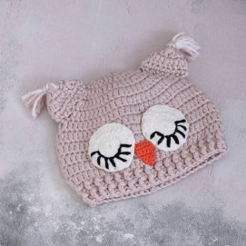 Crochet Owl Hat Pattern Owl Hat Attic Notonthehighstreet