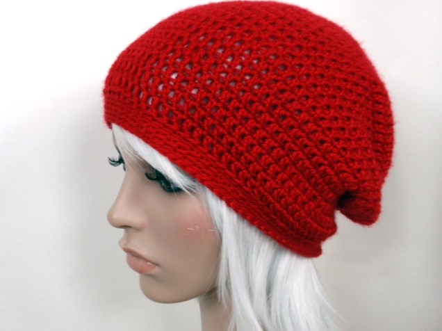 Crochet Slouchy Hat Pattern Slouchy Beanie Hats For Women Women Hats