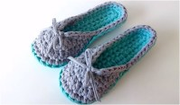 Crochet Sneaker Pattern Crochet Slippers Pattern Video Tutorial Yarn Hooks