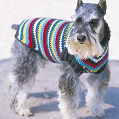 Dog Sweater Crochet Pattern 12 Crochet Dog Sweater Patterns For Your Fur Babies Cream Of The