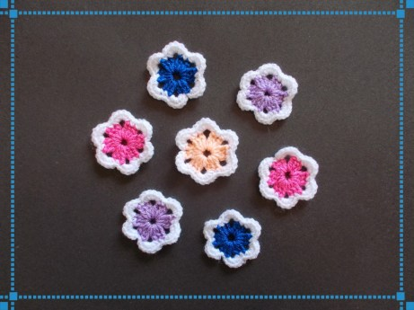 Easy Crochet Flower Pattern Mariannas Lazy Daisy Days Easy Little Crochet Flower