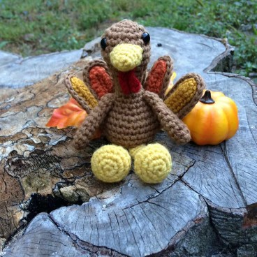 Free Crochet Animal Patterns 10 Free Amigurumi Turkey Crochet Patterns