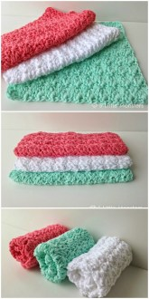 Free Crochet Dishcloth Patterns Crochet Dishcloth Patterns To Beautify Your Kitchen Diy Home Decor