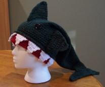 Shark Socks Crochet Pattern Its Shark Week Crochet A Shark And Help Halos Of Hope Crochet