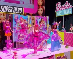 Barbie gets a superhero makeover