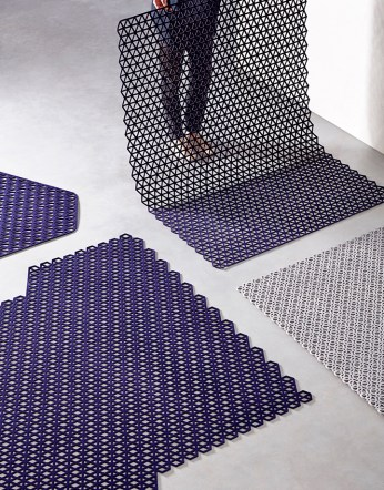 Open rugs by Studio Plott