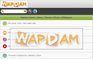 Wapdam – Music, Video, Games | www.wapdam.com