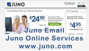 Juno Email – Juno Online Services | www.juno.com