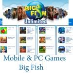 Big Fish Games – Mobile & PC Games | Big Fish
