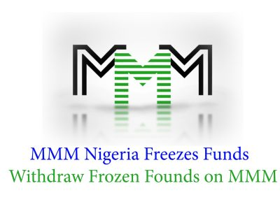 MMM Nigeria Freezes Funds