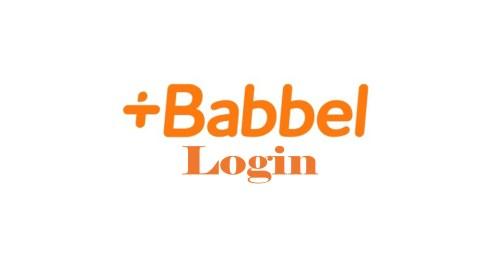 Babbel Login - Babbel Login Page