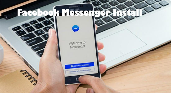 Facebook Messenger Install