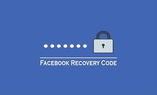 Facebook Recovery Code - Facebook Recovery Code Email