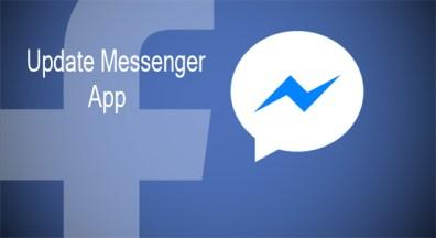 Update Messenger App - Update Messenger Latest Version