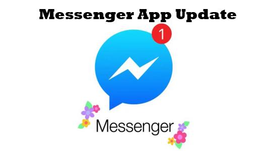 Messenger App Update