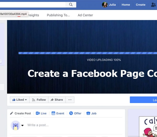 Create a Facebook Page Cover – How to Create a Facebook Page Cover Successfully