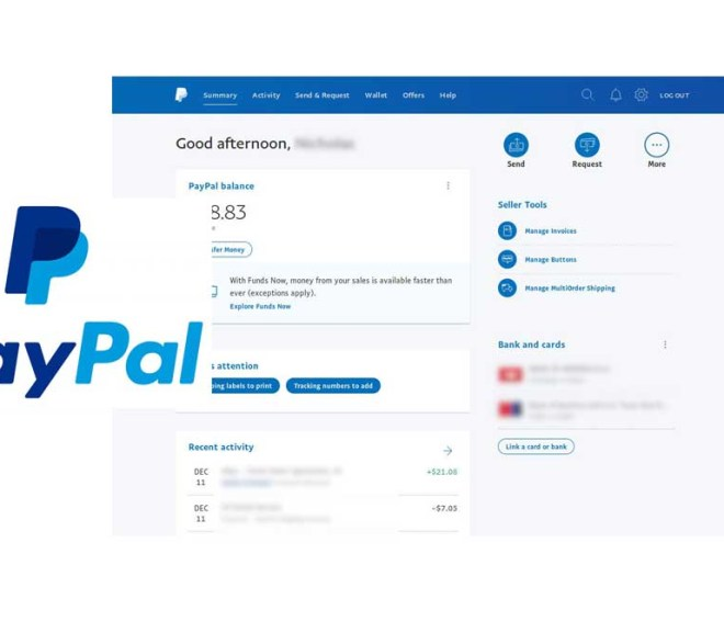 Open PayPal Account – PayPal Account Sign Up