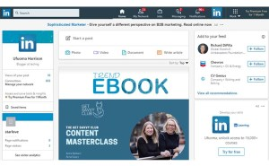 LinkedIn Account - Create a LinkedIn Basic or Premium Account
