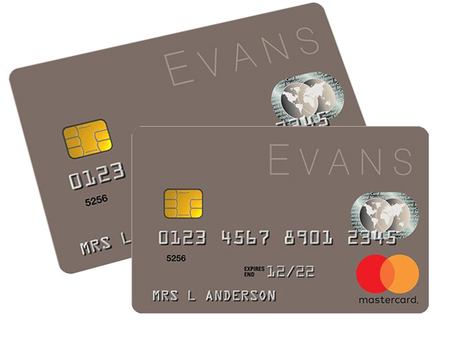 Evans Mastercard – Appy for Evans Mastercard Credit Card | Eligibility for Evans Credit Card