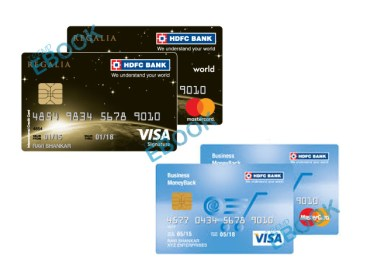HDFC Credit Card - Type of HDFC Credit Card