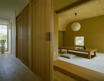 Apartment With Artistic Japanese Style Design 02
