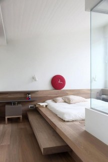 Apartment With Artistic Japanese Style Design 19