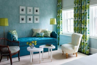 Color Combinations For The Walls That Will Make Your Home Unique 35