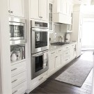 Drawer Cabinet Designs For Your Narrow Houses 32