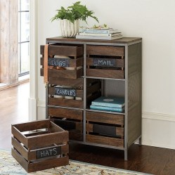 Drawer Cabinet Designs For Your Narrow Houses 46